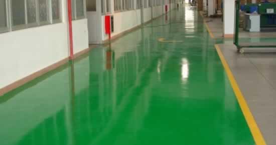 Epoxy Flooring In Green Bay Flooring Services Green Bay Wi